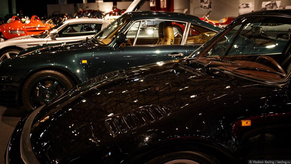 Коллекция Porsche. Porsche 959 Twin Turbo 4×4 1989 года