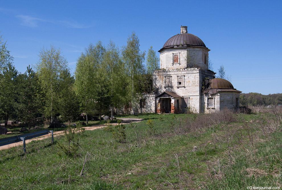 Воскресенская церковь 1784 года