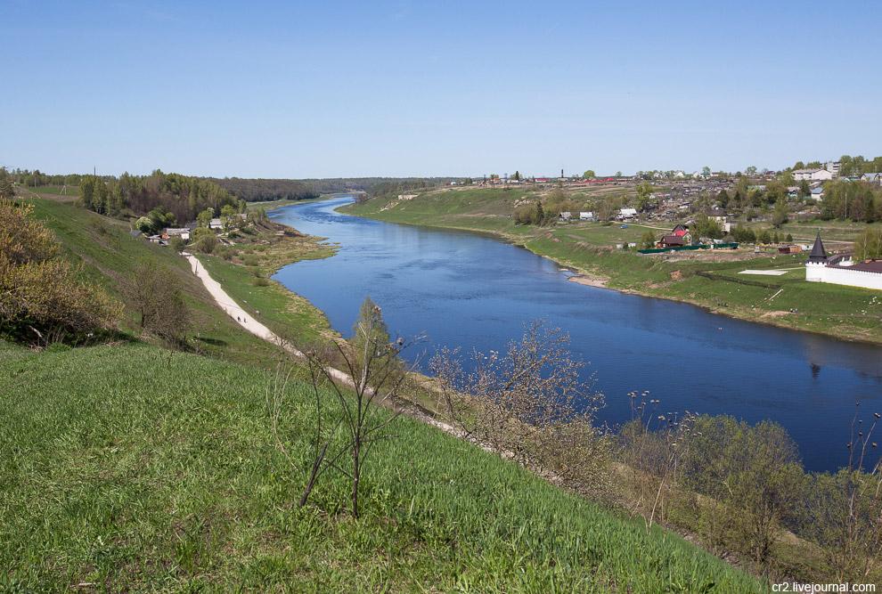 Волга с городища