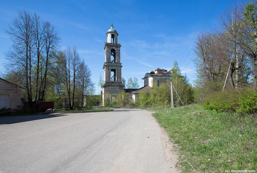 Никольская церквь