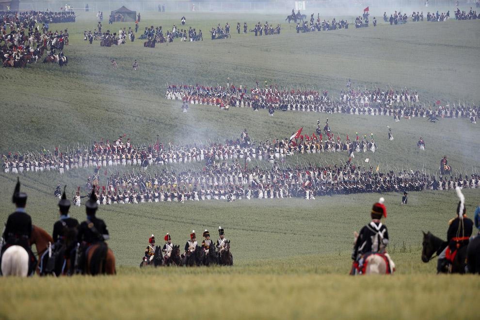 Назад в прошлое: битва при Ватерлоо