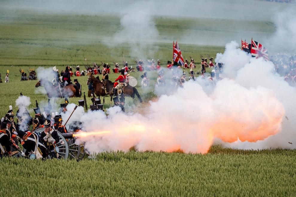 Французы атакуют