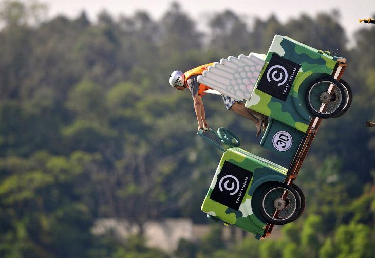 Летающие машины Flugtag
