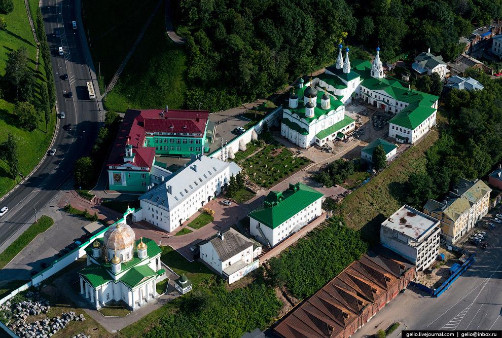 Благовещенский монастырь.
