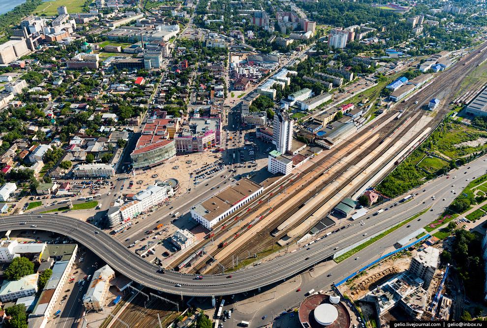 Железнодорожный вокзал «Нижний Новгород - Московский»