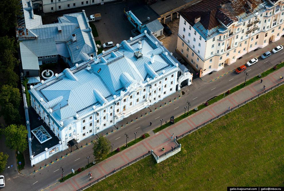 Музей-усадьба Рукавишниковых.