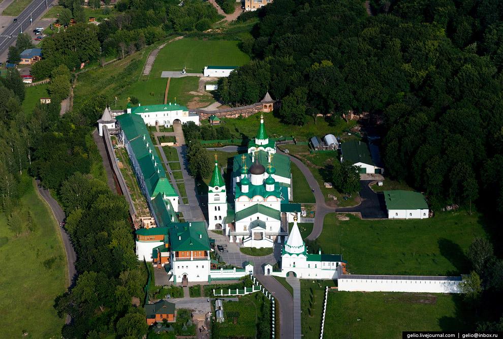 Нижегородский Вознесенский Печерский мужской монастырь