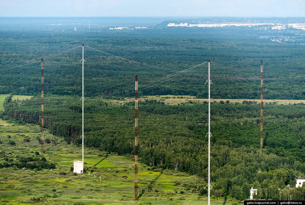 Центр дальней связи на сверхнизких частотах «Голиаф»
