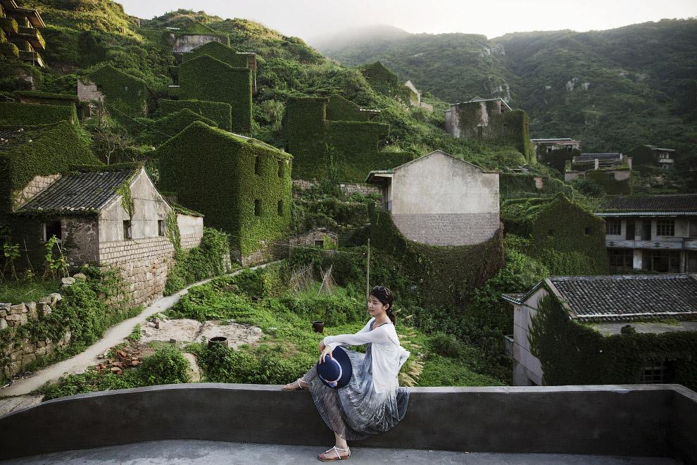 Деревня-призрак под Шанхаем