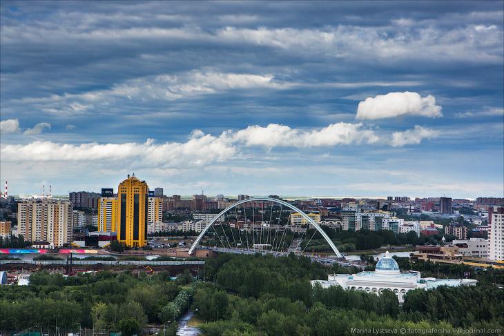 Мост Караоткель.