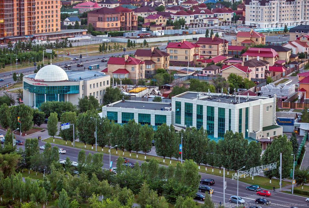 Дворец бракосочетания Бакыт.