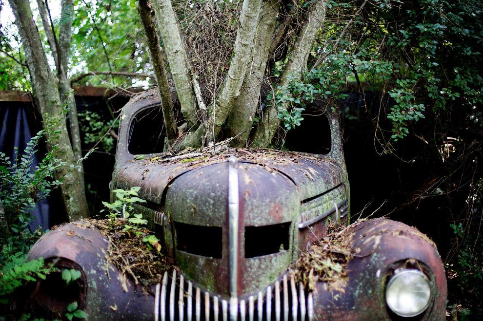 Місто старих автомобілів