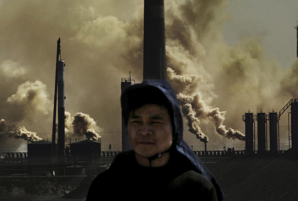 Экология в Китае