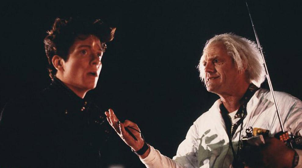 Док и Марти еще в исполнении Штольца