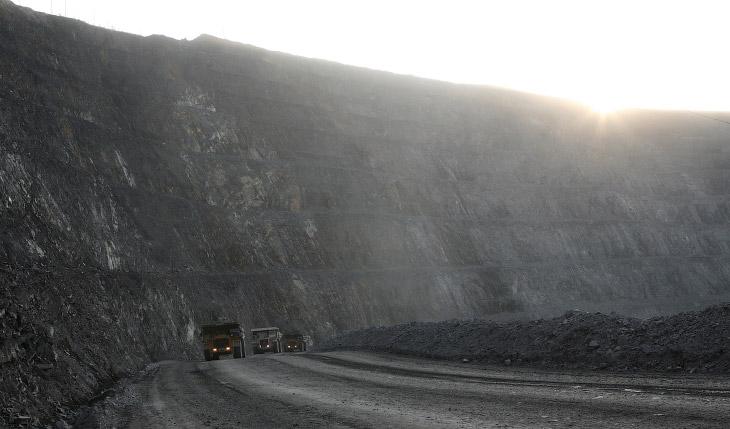 Залежи золота расположены в 80 км от города Северо-Енисейска