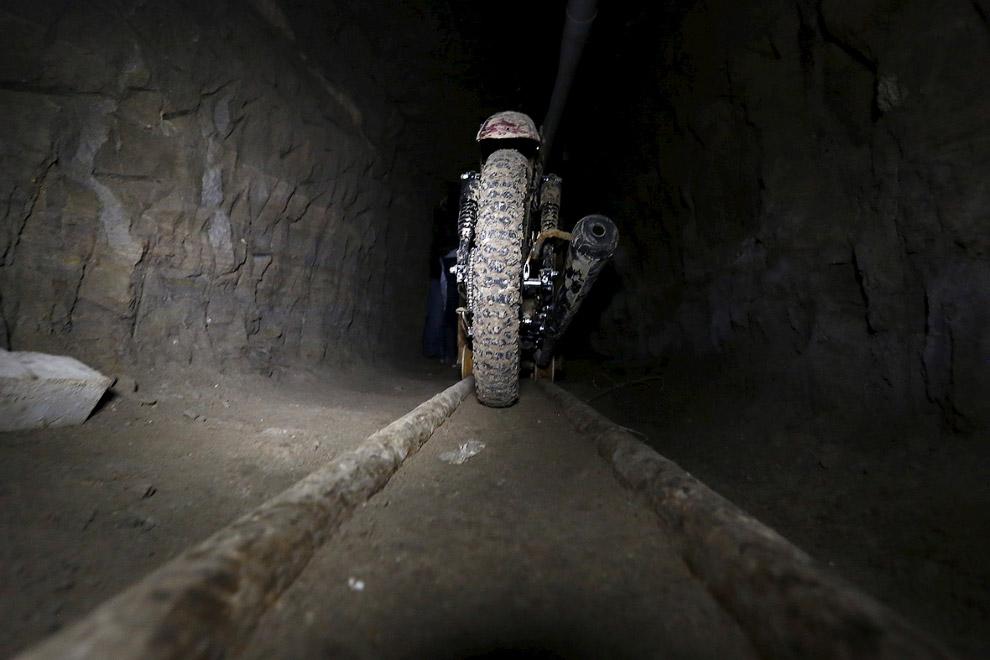 Побег наркобарона из Мексиканской тюрьмы