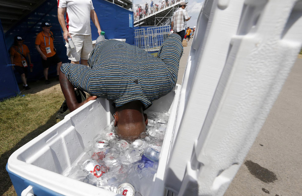 Кардиальное охлаждение — головой в холодильник