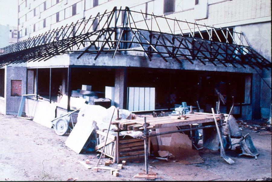 Cтроительство первого «Макдоналдса» в СССР