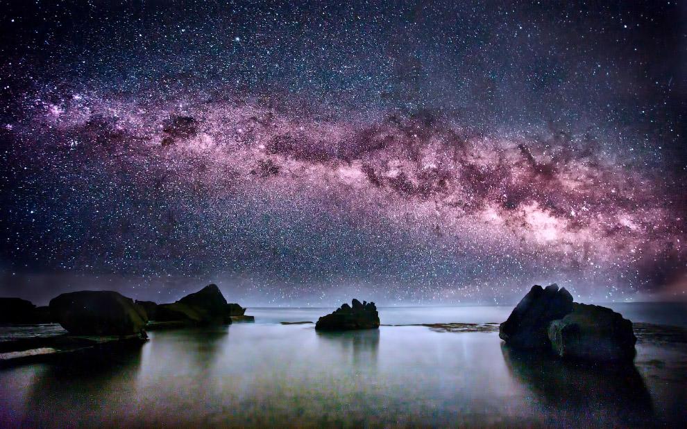 Путешествие по Млечному пути