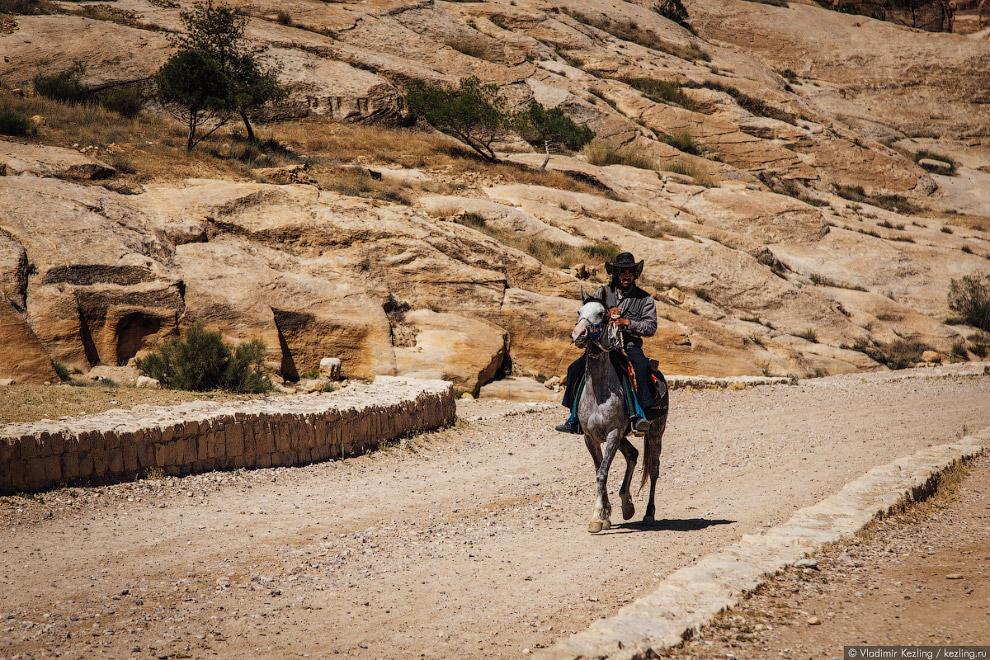 Иорданская сказка. Петра