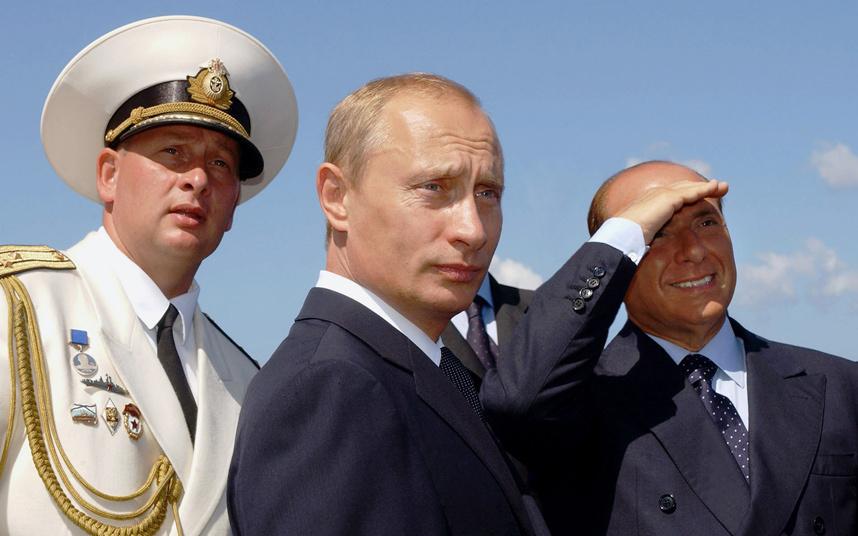 На борту российского ракетного крейсера «Москва» — головного корабля проекта 1164 «Атлант»