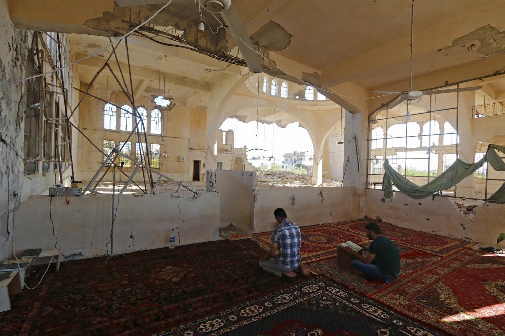 Рамадан в измученной войной Сирии
