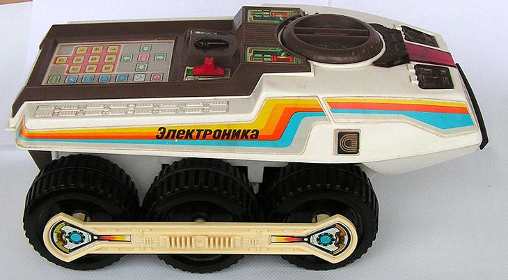 Луноход «Электроника ИМ-11»