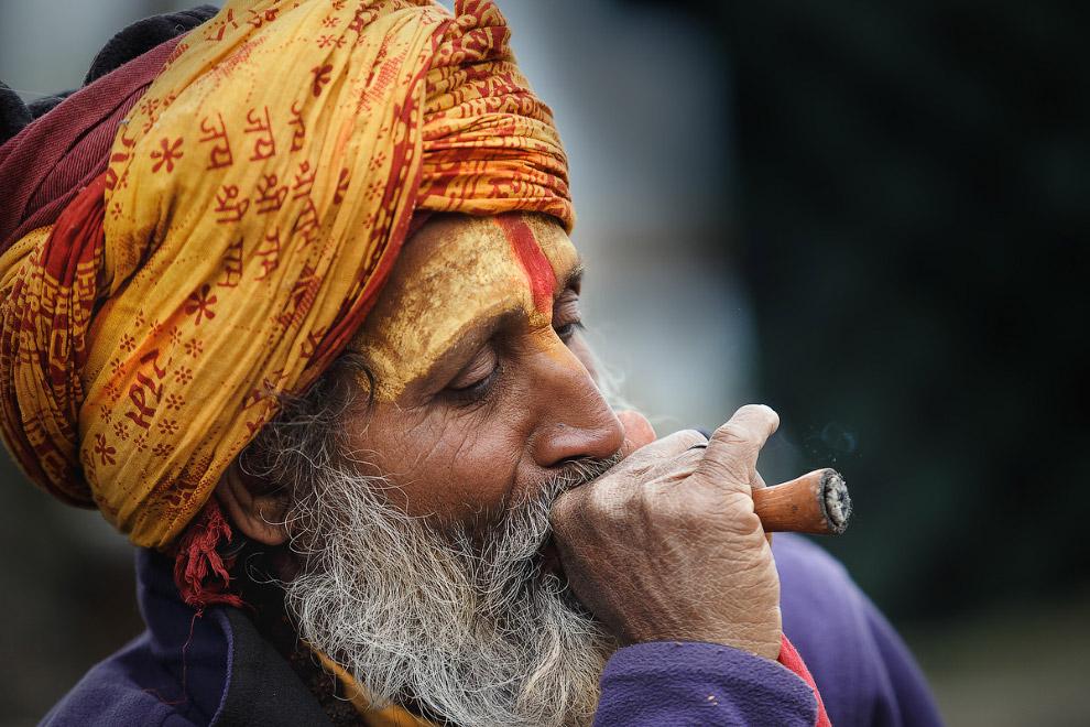 Непал. Озеро Госайкунда