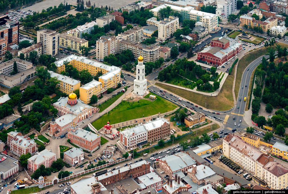 Самарский Иверский женский монастырь.