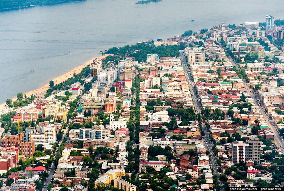 Исторический центр города.
