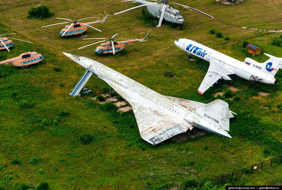 Ту-144 б/н 77108 (СССР-77108, №04-2)
