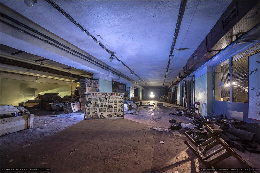 Подземный Саратов