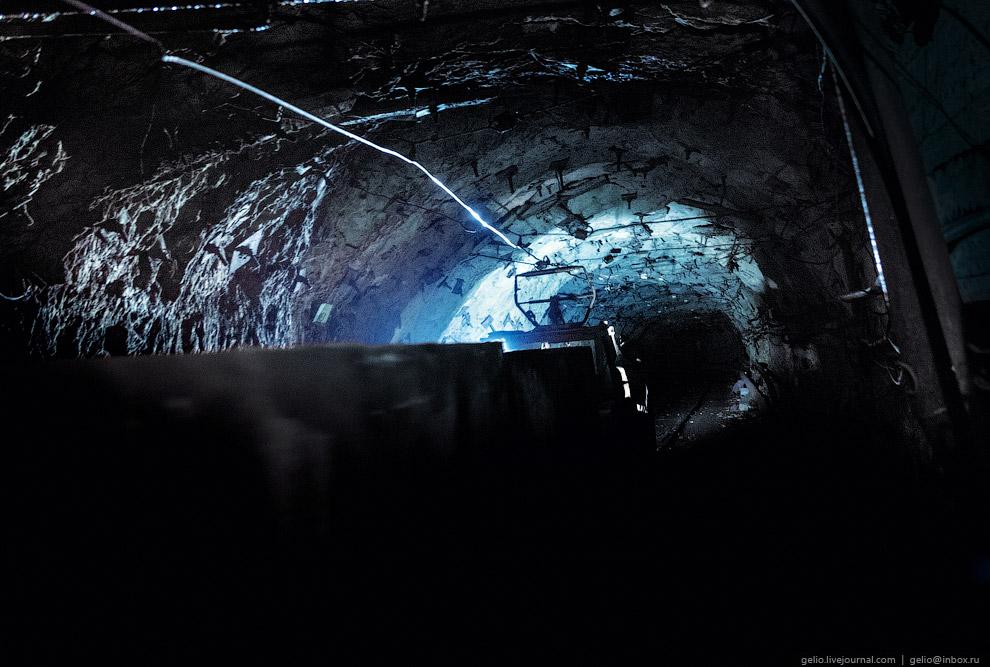 Североуральский бокситовый рудник