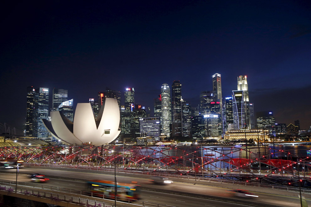 Сингапур: тогда и сейчас