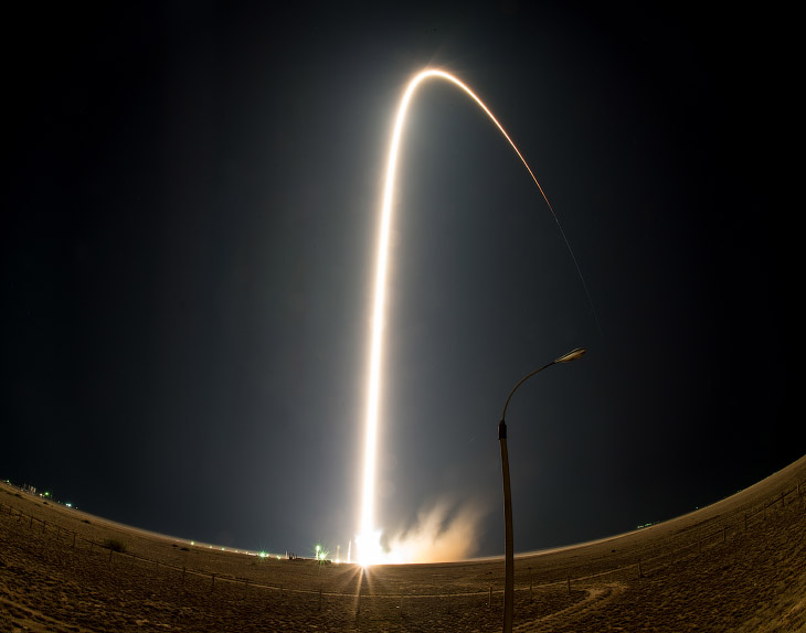 Старт космического корабля «Союз ТМА-17М»