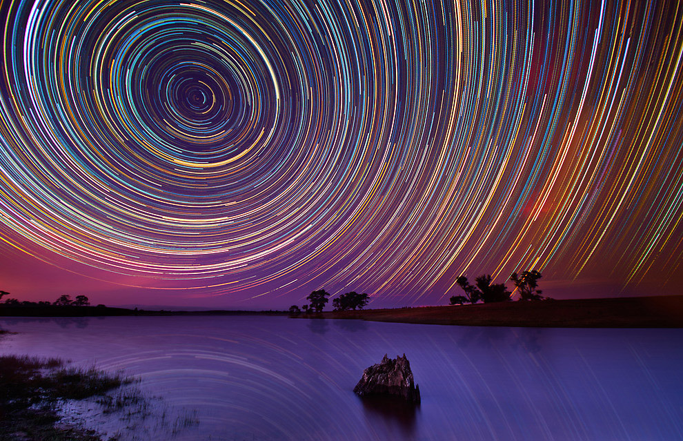 Звездные пейзажи