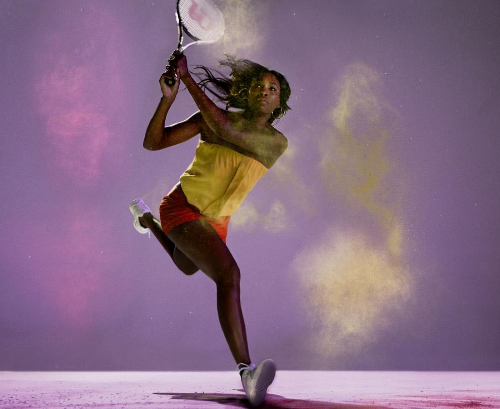 Американская теннисистка Винус Уильямс