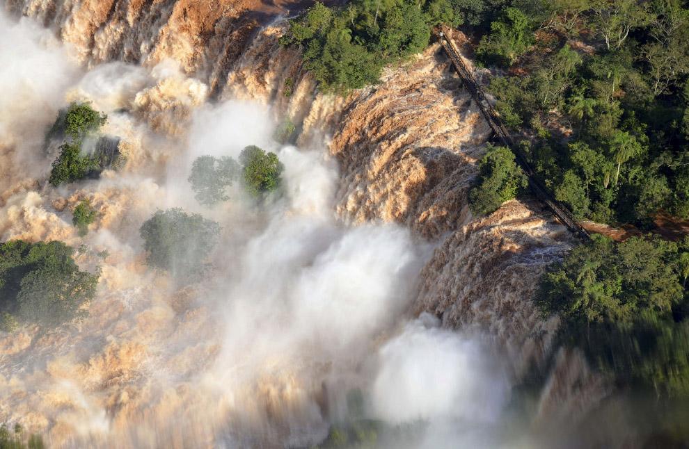 Водопады Игуасу в аргентинской провинции