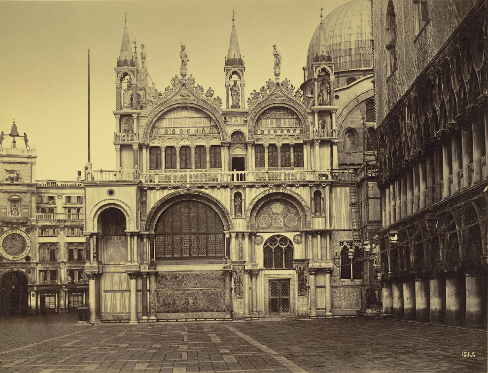 Базилика Святого Марка и Дворец Дожей