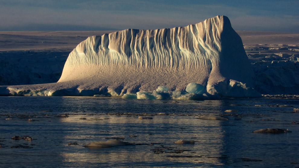 Айсберг вблизи станции Палмер