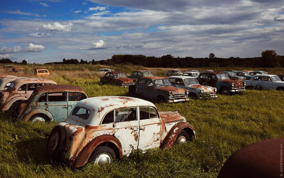 Музей ретро-автомобилей «Авто-СССР»