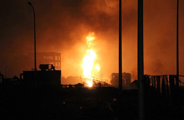 Мощность двух взрывов составила 3 и 21 тонну в тротиловом эквиваленте