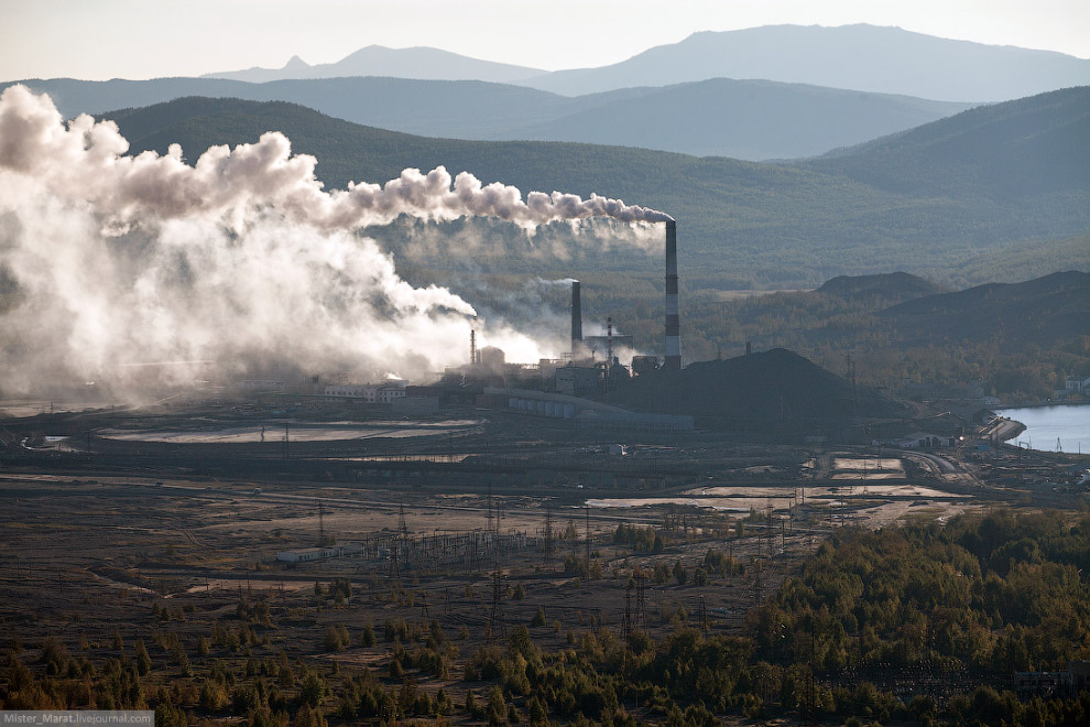 Карабаш — самый грязный город в мире