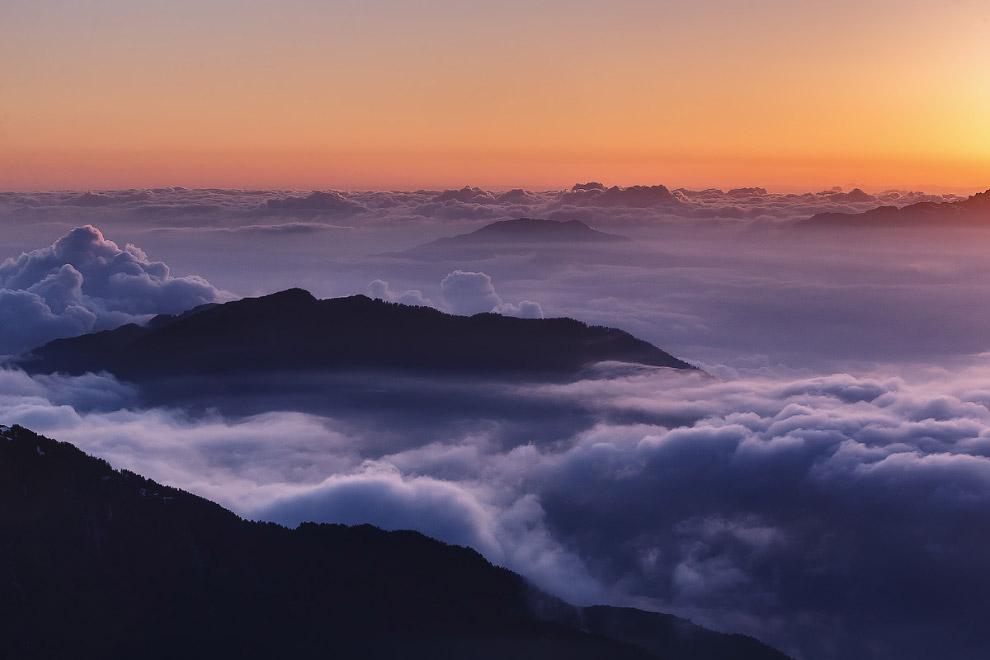 Лангтанг—территория мистических пейзажей