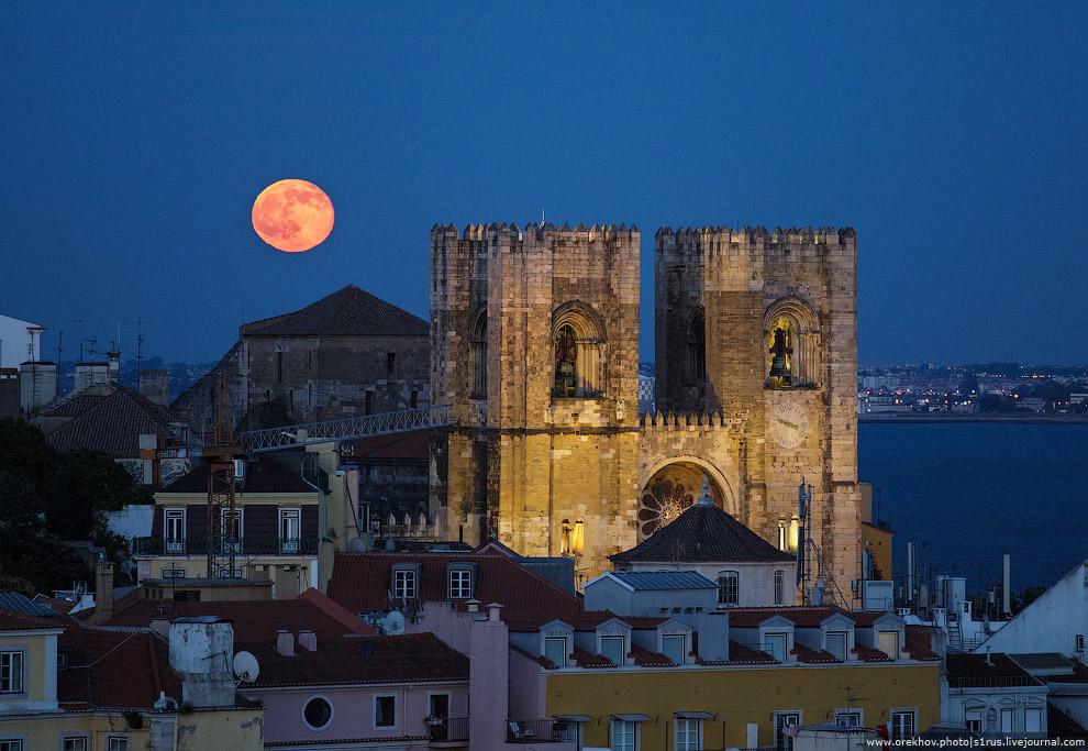 Лиссабонский собор.