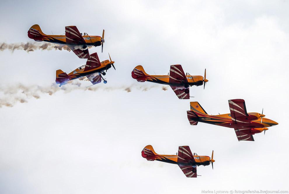 Авиасалон Макс 2015