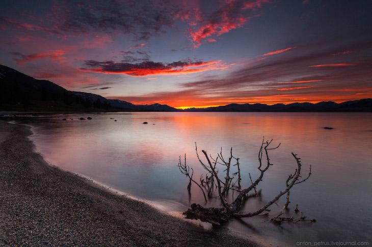 Самое красивое озеро Монголии