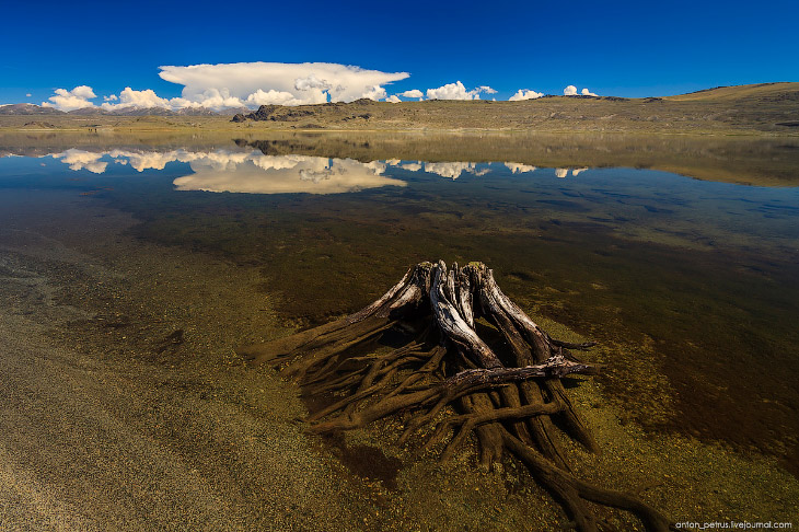 Озера национального парка Алтай-Таван-Богд