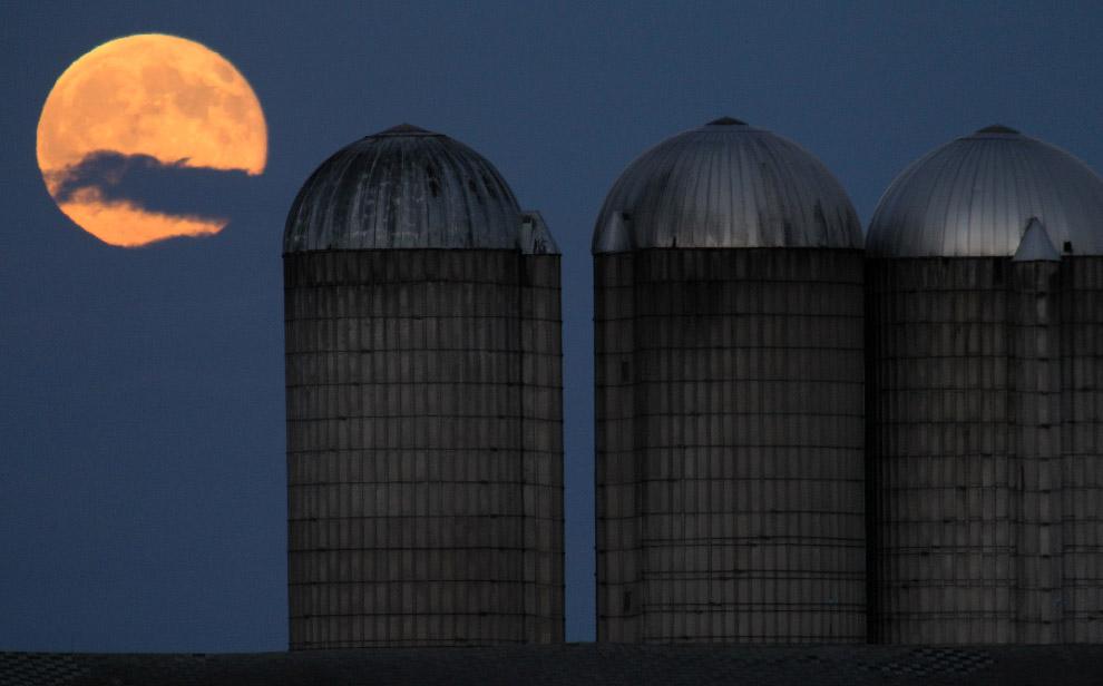 Голубая Луна, штат Висконсин
