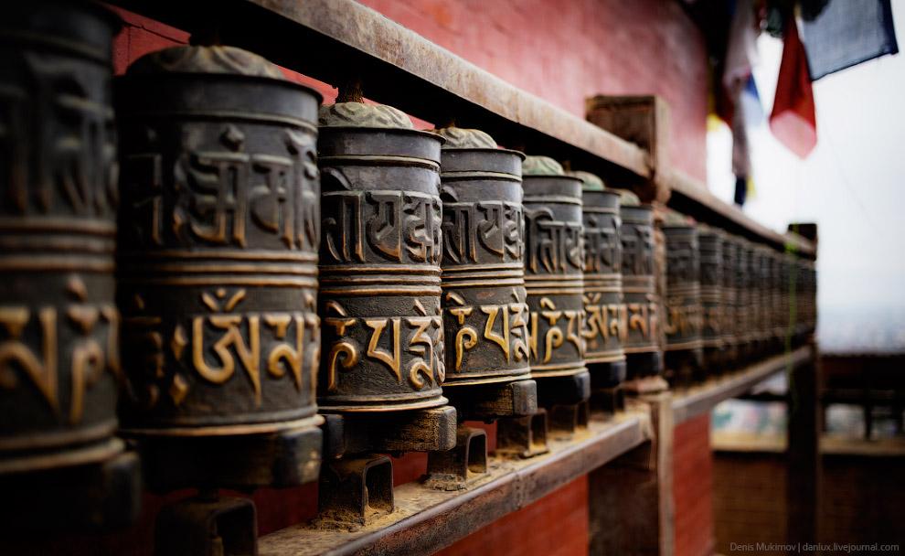 Столица Непала: сцены из жизни